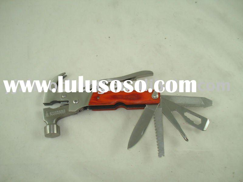 Multiple Tool with Stainless Steel Handle