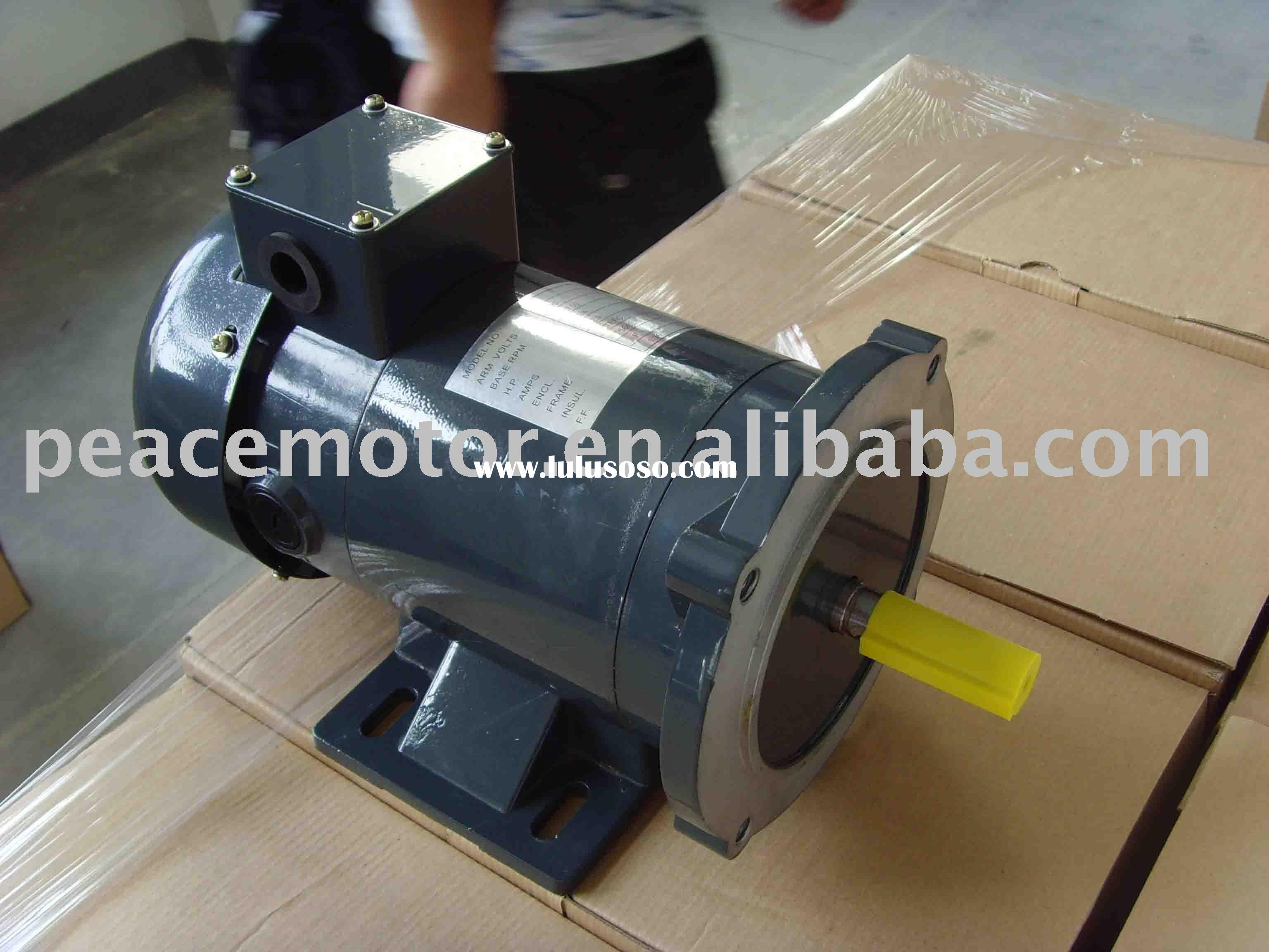 Permanent magnet motors permanent magnet motors for Permanent magnet motor manufacturers