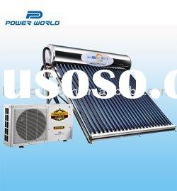 NEW Automatic control solar air source heat pump water heater with Solar