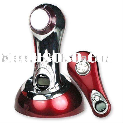NEW STYLE 2 in 1 magic facial massager/skin care massager instrument