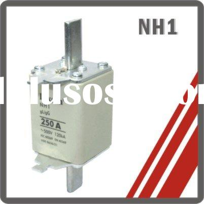 NH1 fuse base/ NH fuse/ HRC fuse /low voltage fuse
