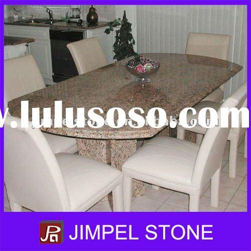 Natural Stone Top Kitchen Table