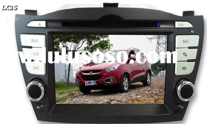 New Hyundai Tucson 2010 car dvd player with GPS navigation,PIP, 6V-CDC, 2-zone, steering wheel contr