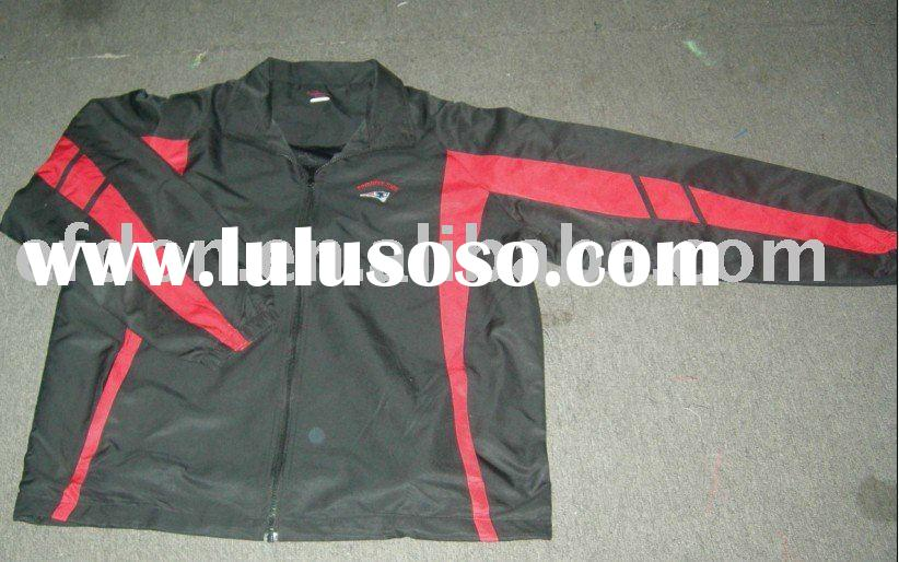 New Nylon Track Suits /Jogging Suits with Zipper