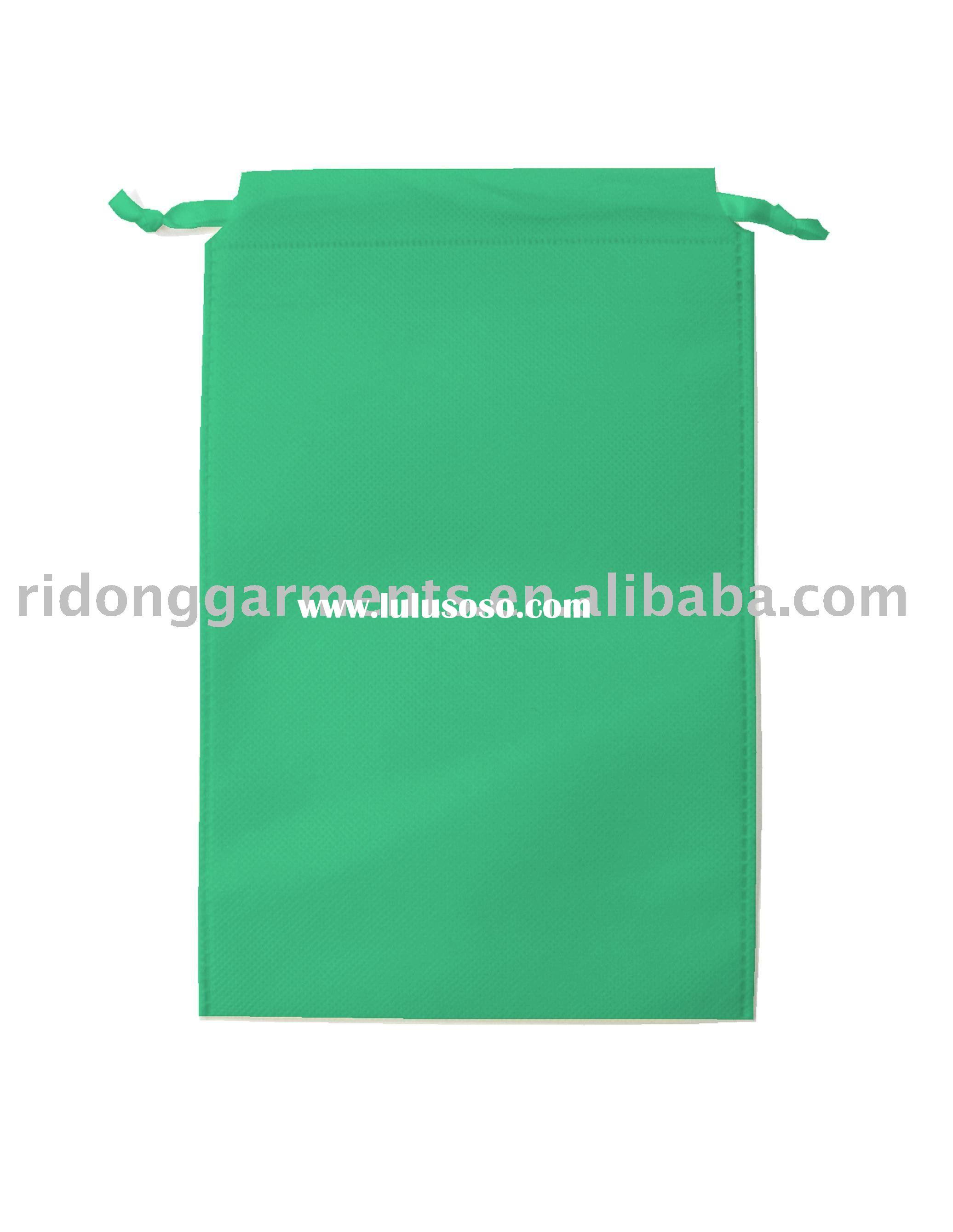 Nonwoven Corporate Giveaway Drawstring Pouch Bag