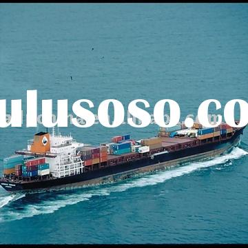 Ocean freight container from Shanghai to Los Angeles, low price