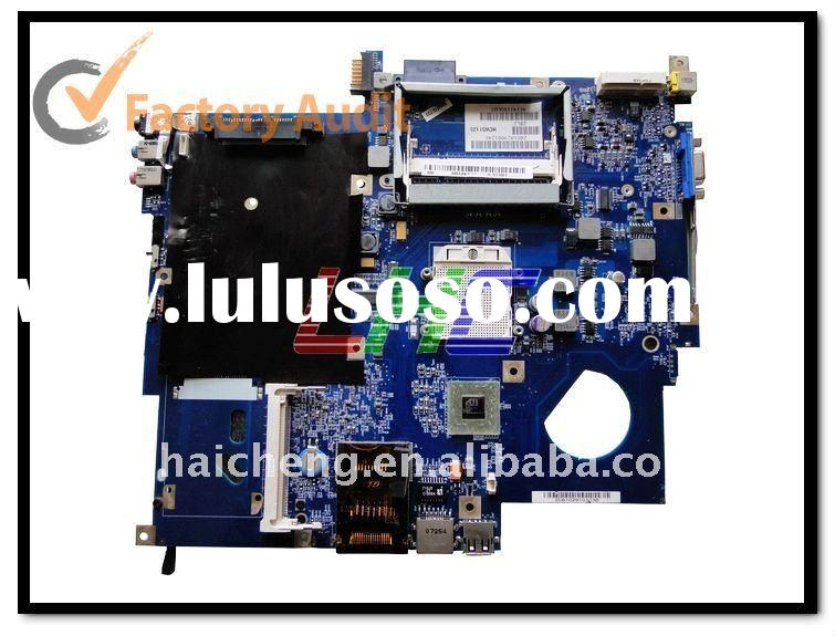 Original motherboard for Acer TM5510 laptop HCW51 LA-3121P MBABK02001