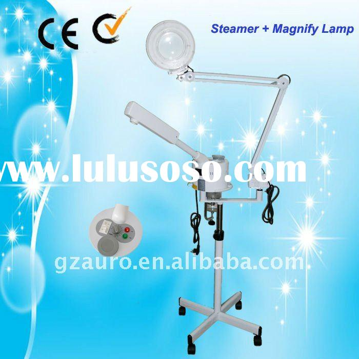 Ozone Facial Steamer Magnifying Lamp With Stand AU-900E