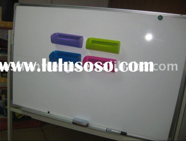 PP Plastic Pencil Case with Magnet