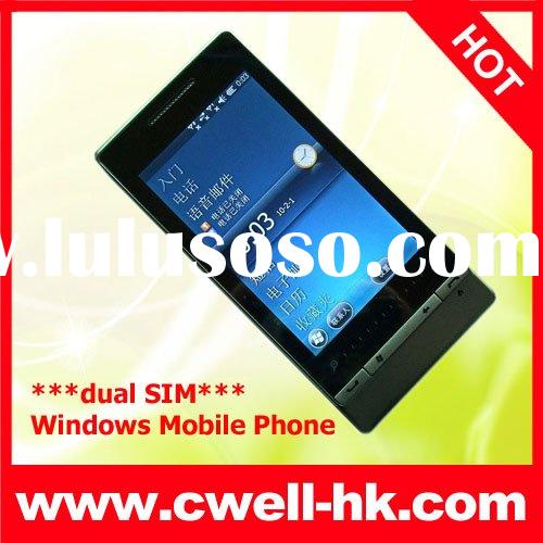 PS-T5388+,the most powerful windows smart mobile phone.It is the first dual SIM dual standby with WI