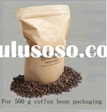Paper Coffee Bag With Valve