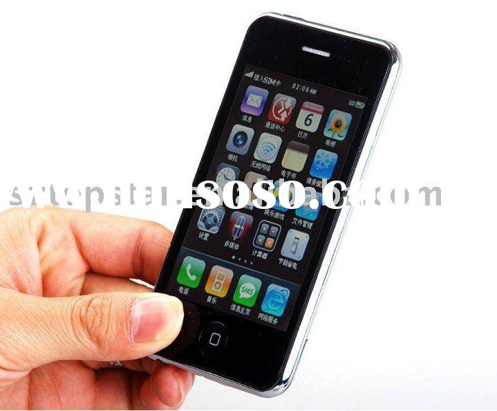 Phone No.1 8.5mm Quad band WIFI JAVA Mobile Phone
