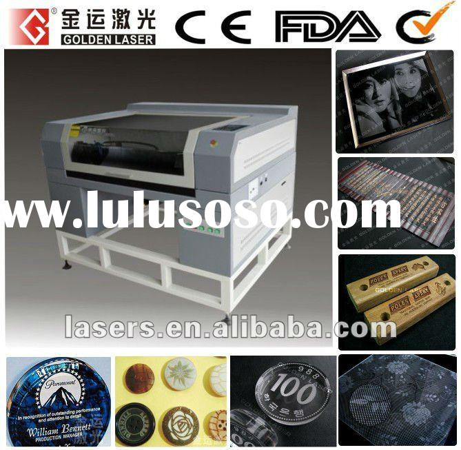 Plastic Crystal/Acrylic/Glass Cup Laser Engraving Machine From China