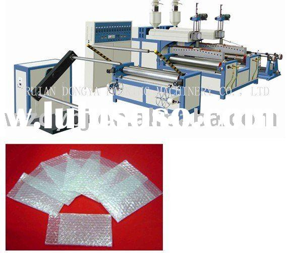 Polyethylene Bubble Film Extrusion Making Machine