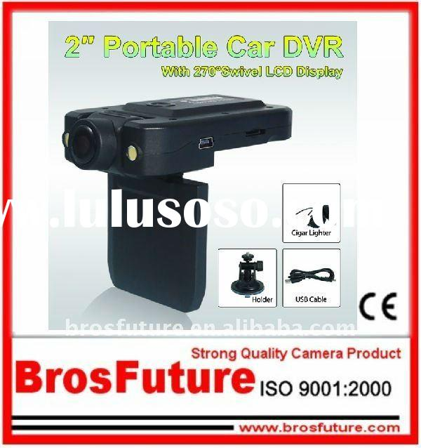 Portable full hd car black box/ car dvr/car video recorder B403