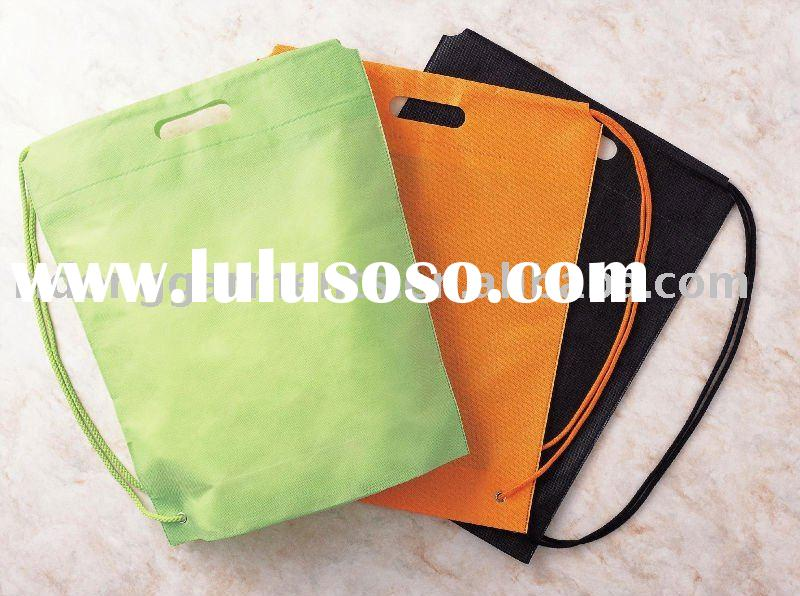 Promotional Gift Backpack Non-Woven Drawstring Bag