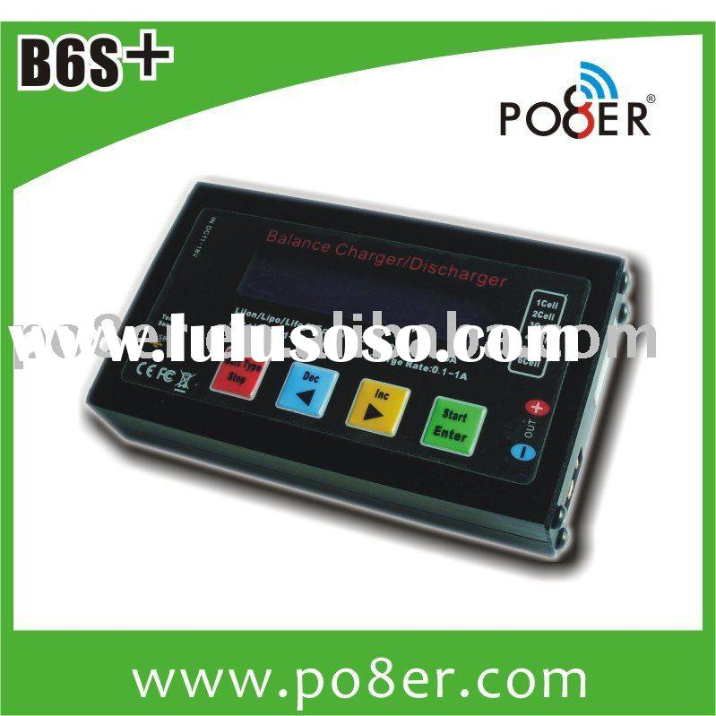 RC charger -B6S+ Lipo balance charger with CE certificate