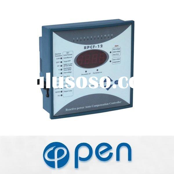 RPCF-12 Reactive Power Auto Compensation Controller