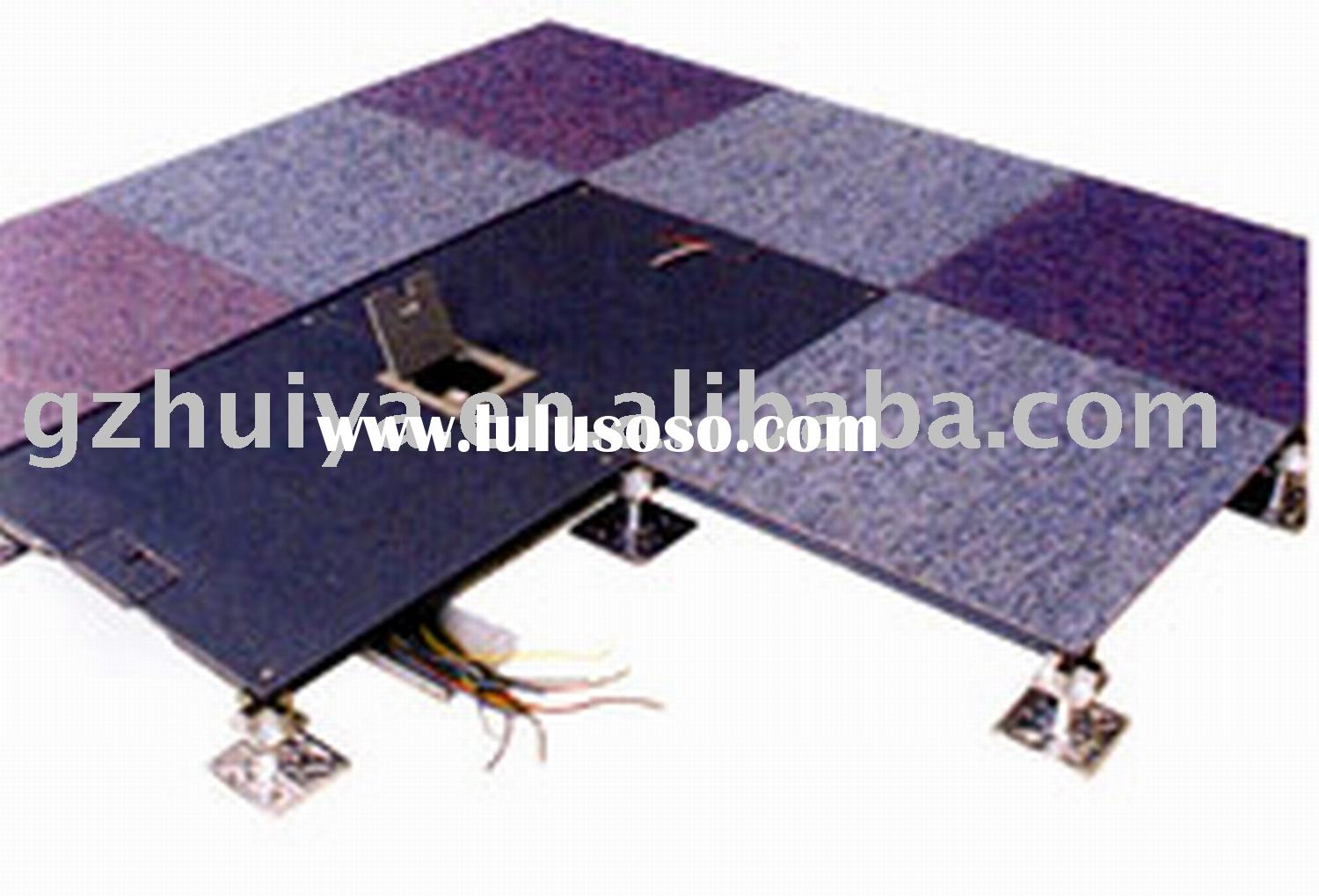 Raised access floor system(OA bare panel )