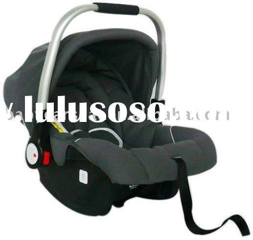 Rear facing safety baby car seat