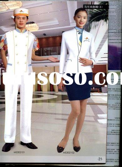 Receptionist Workwear- Hotel Uniforms