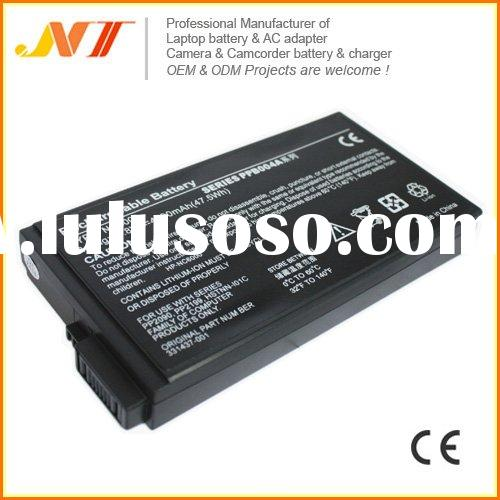 Replacement laptop battery for HP Compaq NC6000 NX5000 V1000 NW8000 NC8000