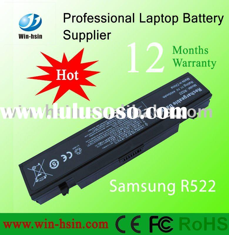 Replacement laptop battery pack for Samsung R580 R470 Q320