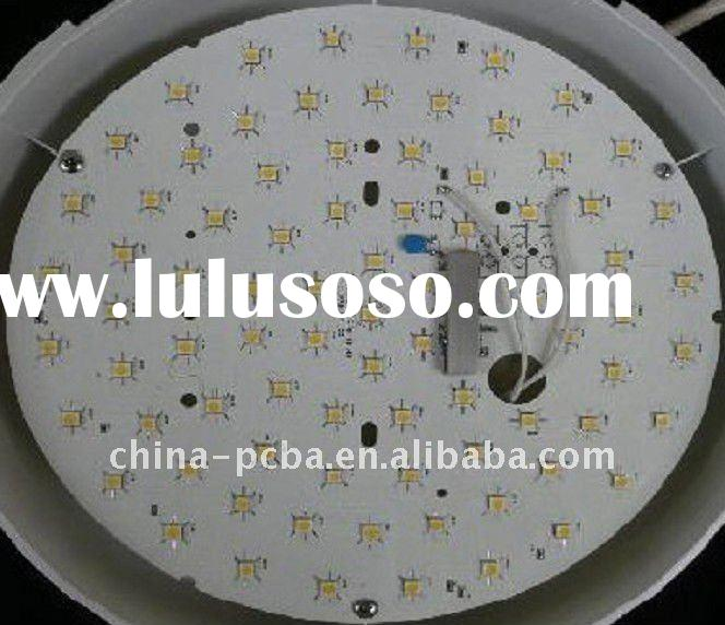 Round LED light PCB Board /Circuit Board for LED light