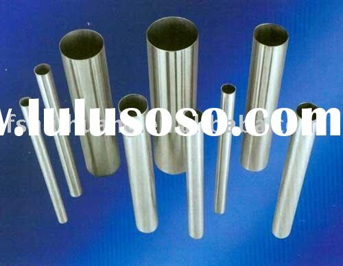 Round Stainless Steel Welded tube for handrail