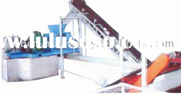 Rubber product making machinery (rubber shredder machinery)