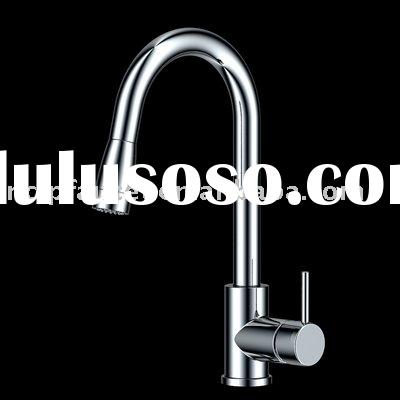 SINGLE LEVER KITCHEN PULL-DOWN FAUCET