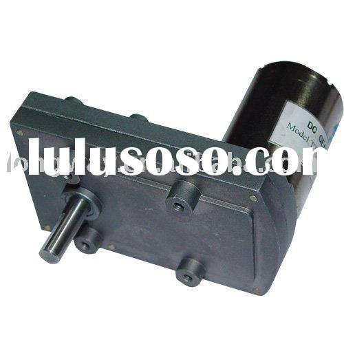 SMALL DC GEAR MOTOR