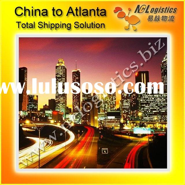Shipping Service from Fuzhou to Atlanta GA