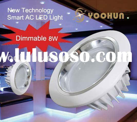 Smart AC LED Light, Dimmable LED Down Lamp