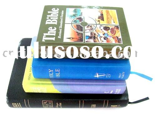 Soft Cover Bible Printing