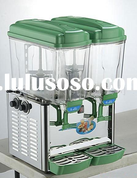 Soft drink machine, juice dispenser machine, juice machine