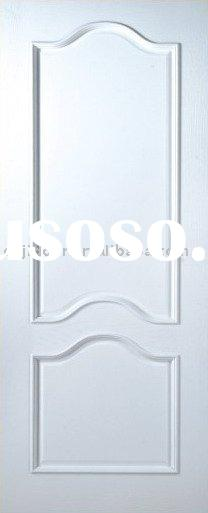 Solid Wood White Colour Paint Door DJ-S113
