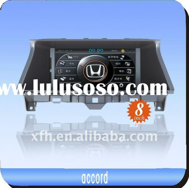 Special Car dvd player with GPS for H onda Accord