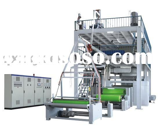 Spunbonded PP Non-woven Fabric Production Line Machine