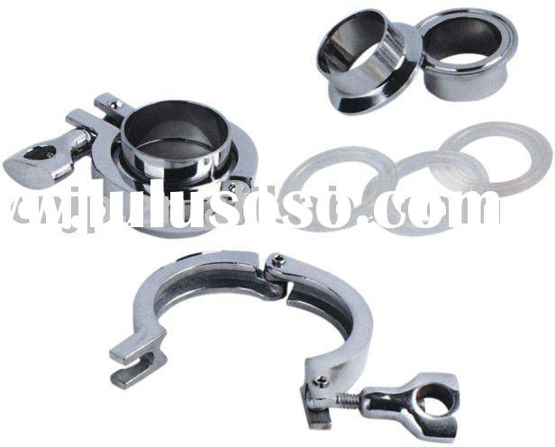 Stainless Steel Sanitary Clamp Fittings