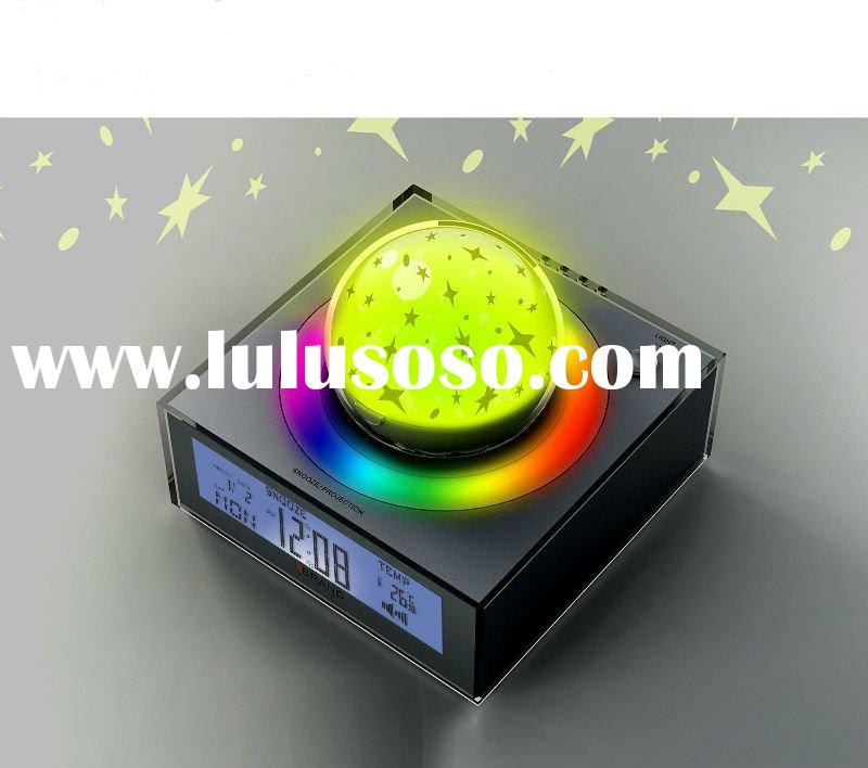 Star projection night light