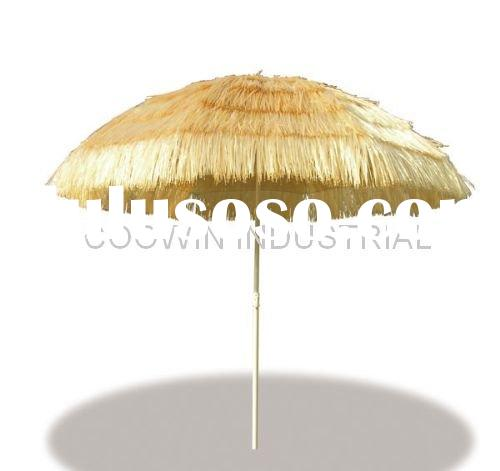 Rio Beach Clamp-On Umbrella in Solid Colors - Beach Umbrellas