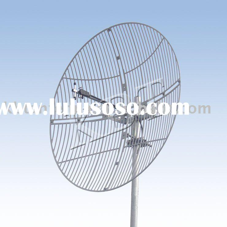 TDJ-1500SPD12 wireless parabolic antenna and directional grid parabolic antenna
