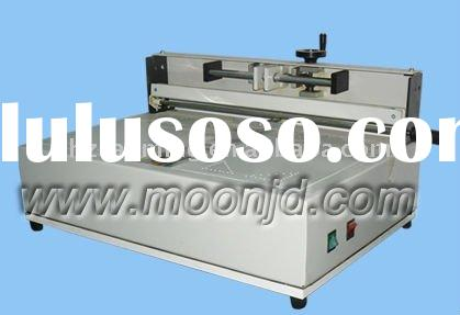 TG-100K Hardcover/Hard cover/Book cover making machine