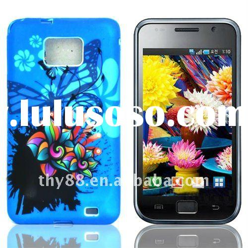 TPU COVER FOR SAMSUNG i9100 GALAXY S2 CASE