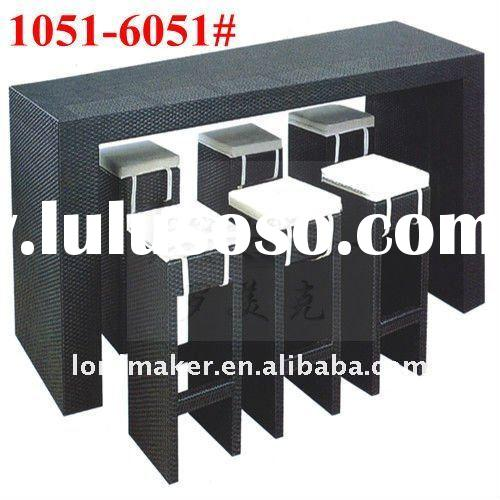 Table tennis tables outdoor of outdoor bar furniture (1051#-6051#)