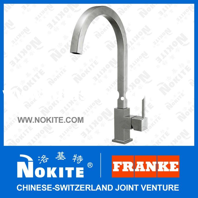 Tap: stainless steel sink/kitchen faucet/mixer S1564