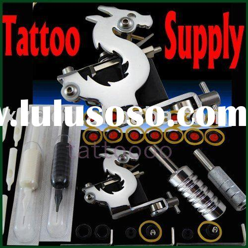 Tattoo Kit Supplies Machine Gun Grip Set Equipment DH-5