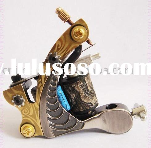Tattoo supplies- Professional tattoo Machine/Gun for Shader&Liner