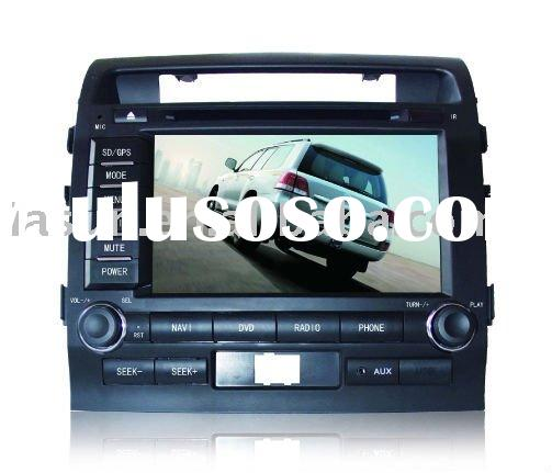 Touch screen car DVD player for Toyota Land Cruiser